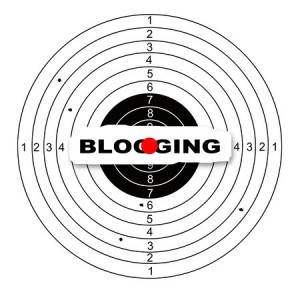 the blogging numbers