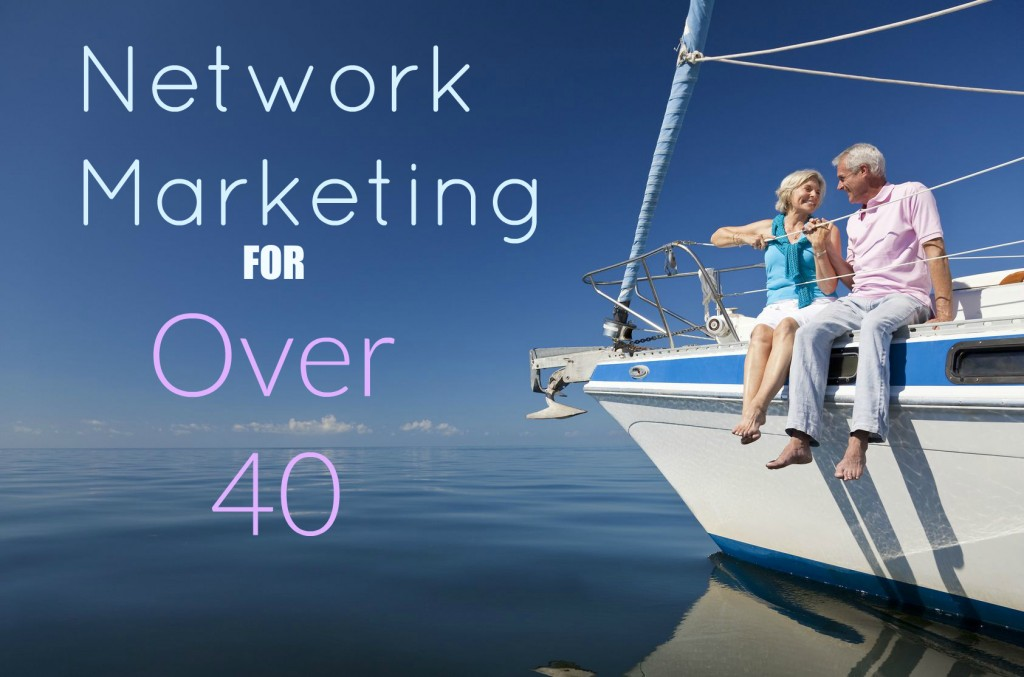 Top 5 Network Marketing Tips for Men Over 40