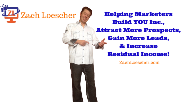 Zach Loescher on MLM tips, losing 80 pounds, and Sobriety