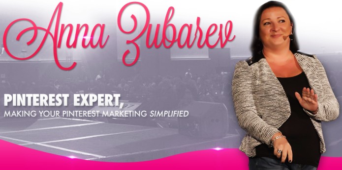 Anna Zubarev on the Best Social Media Practices with Pinterest