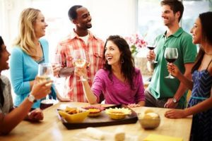 home party for MLM tips