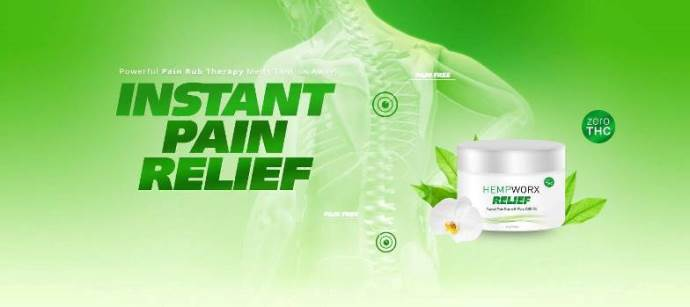 MDC Relief Hemp Cream