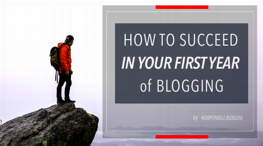 Rob Powell on Blogging Secrets and Inspiring First Year Bloggers