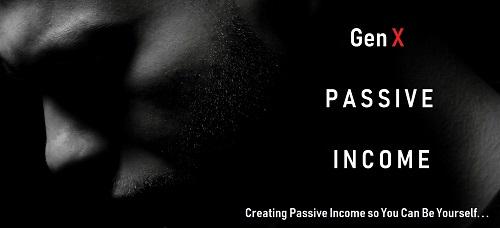 gen x passive income for men