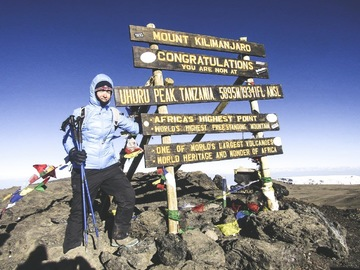 Stop Thinking, Drink Water - and other lessons from Kilimanjaro