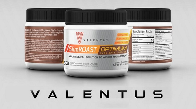 slimroast optimum ingredients